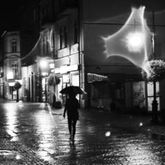 Дощ у місті