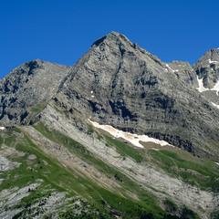 High mountain zone