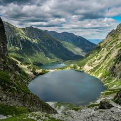 Про озера, хмари, гори та тіні