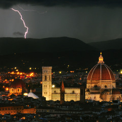 Еще о грозе над Флоренцией