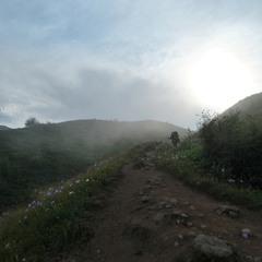 Гірськими стежками...