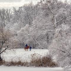 вспоминая зиму