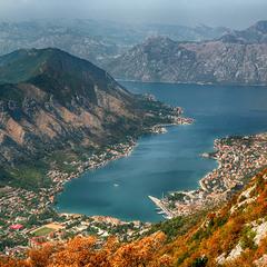 Фьорды Черногории