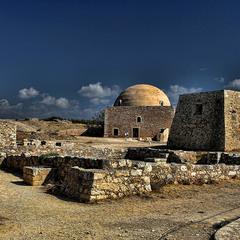 Крепость Фортецца XVI век