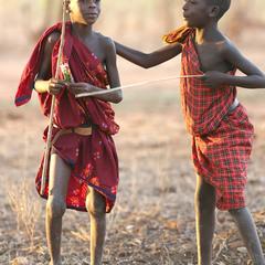 В деревне масаев 2