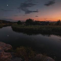 У тихой воды,среди тишины...