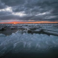 Мартовский лед