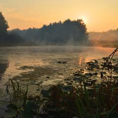 Осінній ранок