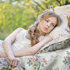 Сон в летнем саду
