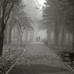Однажды осенью.