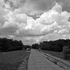 Дорога в облака.