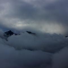 У полоні хмар і ночі...