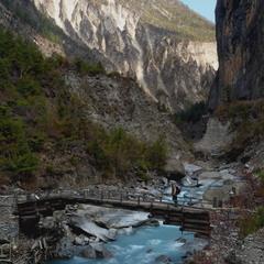 Небесно-блакитні річки - це реальність