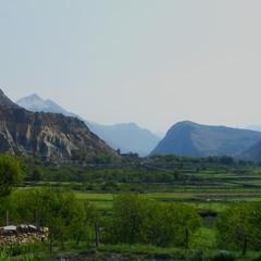 Ущелье реки Кали-Гандаки