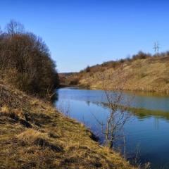 І тече річка Ушиця....