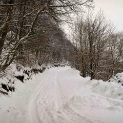 І була зима... зимою.....