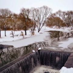 Зимовий Збруч