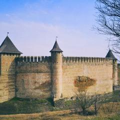 Фортеця Хотина