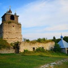 Сатанівський Свято-Троїцький монастир на Хмельниччині