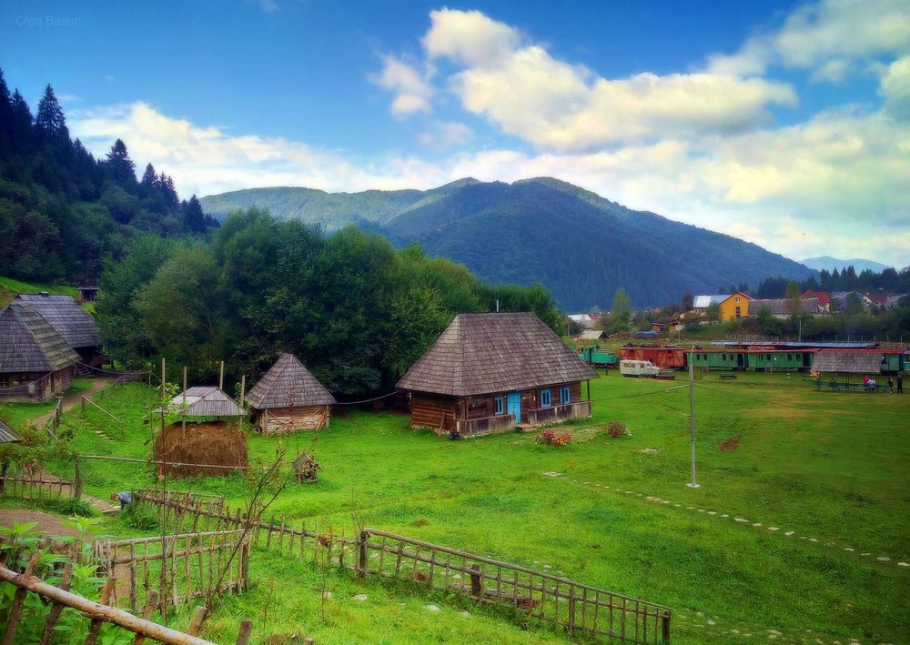 Село колочава межгорский район фото отзывы