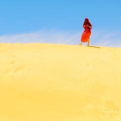 Пустыня и Катя