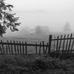 Чёрно-белые Карпаты