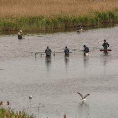 У каждого - своя рыбалка