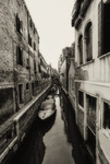 Тихими улочками Венеции...