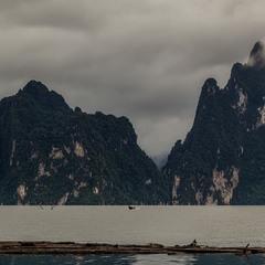 Озеро Чео Лан - одно и самых красивых мест в Таиланде!