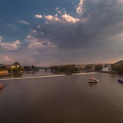 Осенняя Прага!