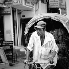 Улочками Катманду...Непал!