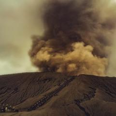 Путешествуя по Индонезии...вулкан Бромо на о.Ява!