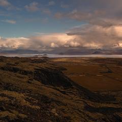 Вечерние просторы... Исландия!