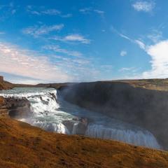 Масштабно и многолюдно...Исландия!