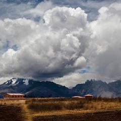 Облака...облака... Перу!