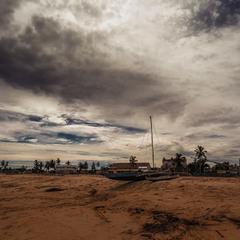 Вечерний отлив... Мадагаскар!