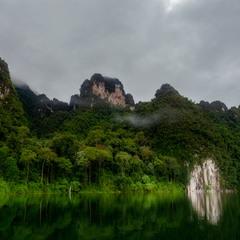 Кхао Сок — национальный парк...Путешествуя по Таиланду.