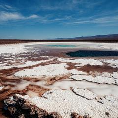 """""""Марсианские"""" просторы Боливии... высота 4250м над уровнем моря!"""