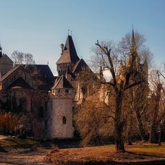 Замок Вайдахуньяд — замок в будапештском парке Варошлигет.