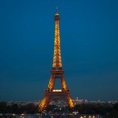 Воспоминания о Париже...