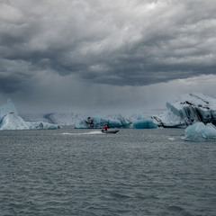 Ледники Исландии...