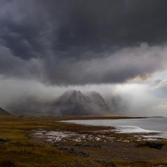 Борьба стихий... Исландия!