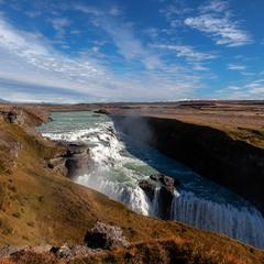 Водопады Исландии...