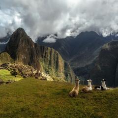 Мачу-Пикчу...Перу! продолжение следует...