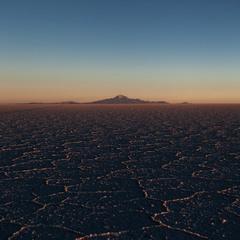 Утро на Уюни... Боливия!