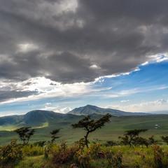 """""""Налетели"""" тучки... Танзания!"""