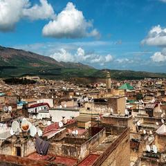 Марокко!