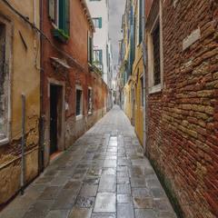 Пасмурным днем в Венеции...