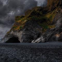 """""""Налетели"""" тучки грозовые...Исландия!"""