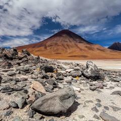 Боливия на высоте 4400м...